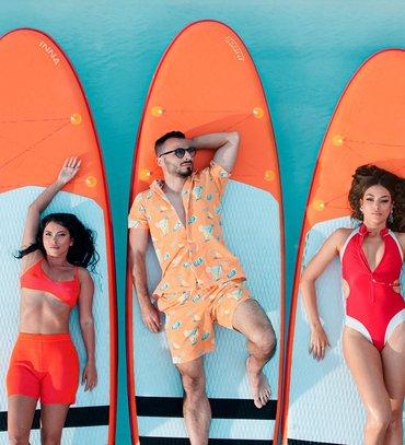"""""""Papa"""": Sickotoy, Elvana Gjata и INNA выпустили клип для шикарных летних вечеринок"""