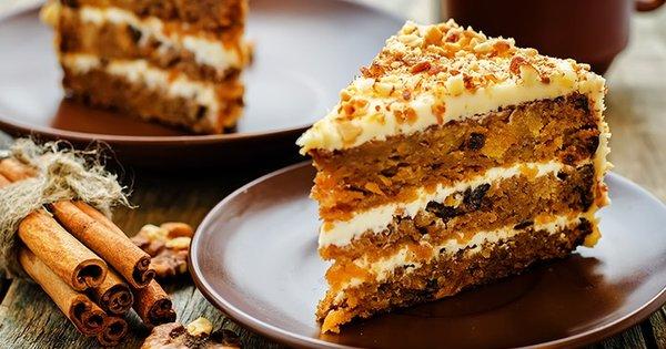 Морковный торт рецепт как в старбаксе пошагово 87