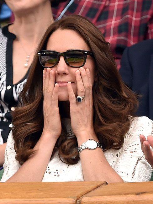 35 кумедних емоцій Кейт Міддлтон, які доводять, що вона не соромиться власних почуттів - фото 55630