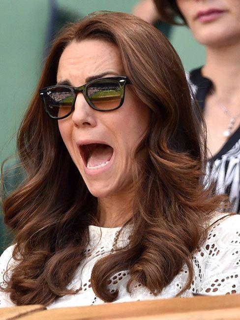 35 кумедних емоцій Кейт Міддлтон, які доводять, що вона не соромиться власних почуттів - фото 55646