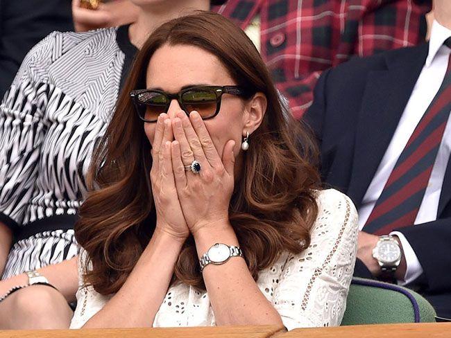 35 кумедних емоцій Кейт Міддлтон, які доводять, що вона не соромиться власних почуттів - фото 55631
