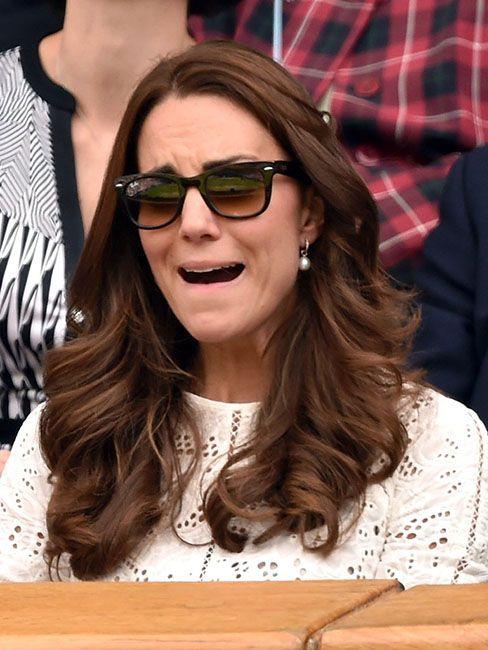 35 кумедних емоцій Кейт Міддлтон, які доводять, що вона не соромиться власних почуттів - фото 55645