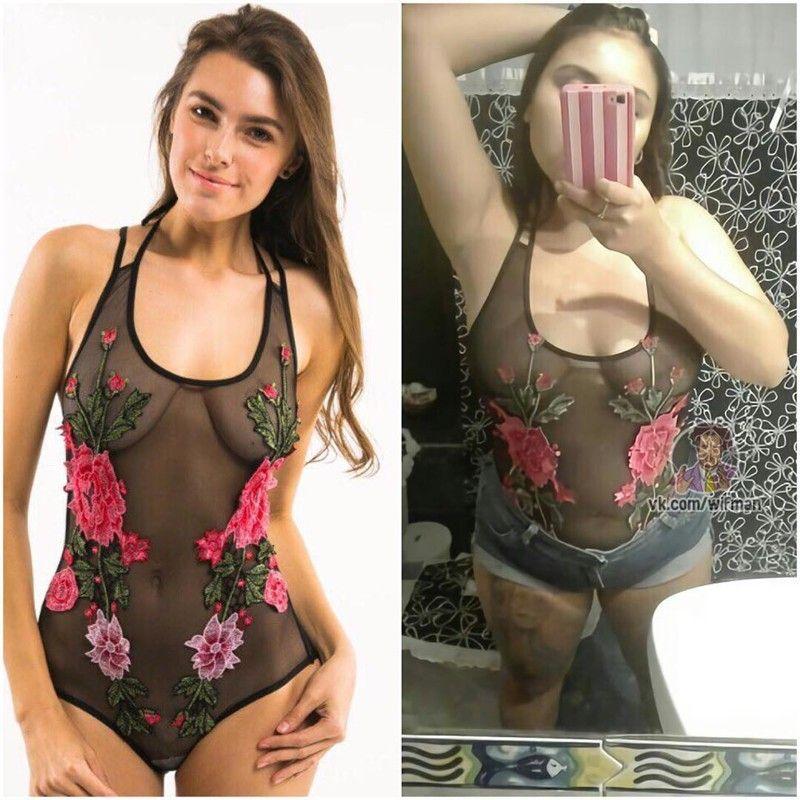 Веселі приклади того, що купувати одяг в інтернеті - погана ідея - фото 328964