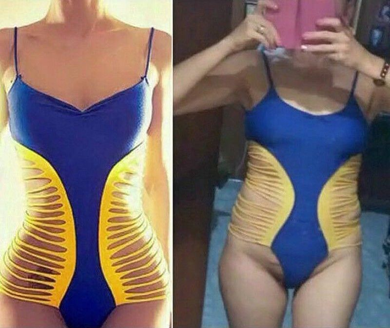 Веселі приклади того, що купувати одяг в інтернеті - погана ідея - фото 328966