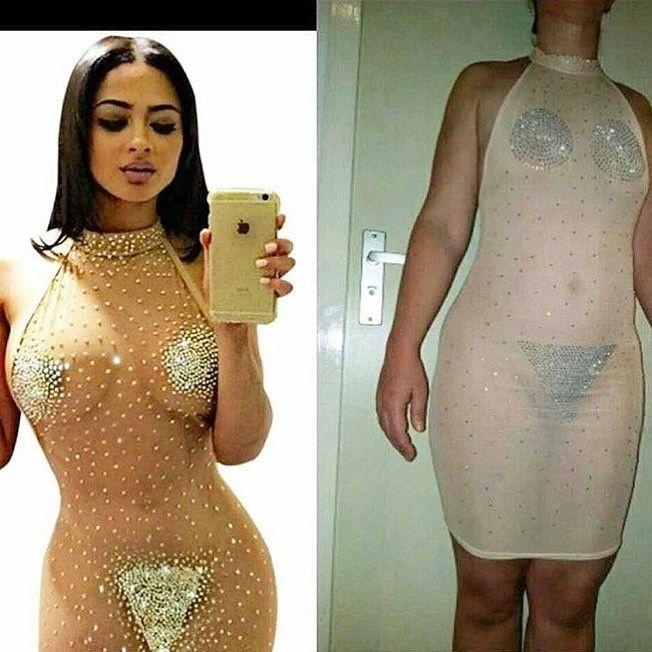Веселі приклади того, що купувати одяг в інтернеті - погана ідея - фото 328970
