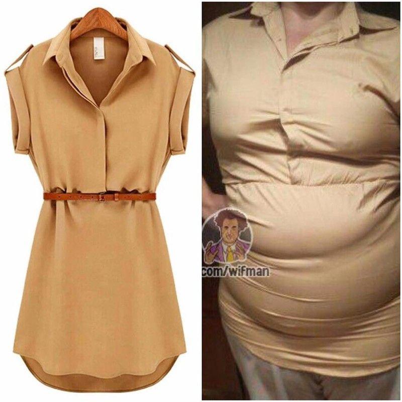 Веселі приклади того, що купувати одяг в інтернеті - погана ідея - фото 328975