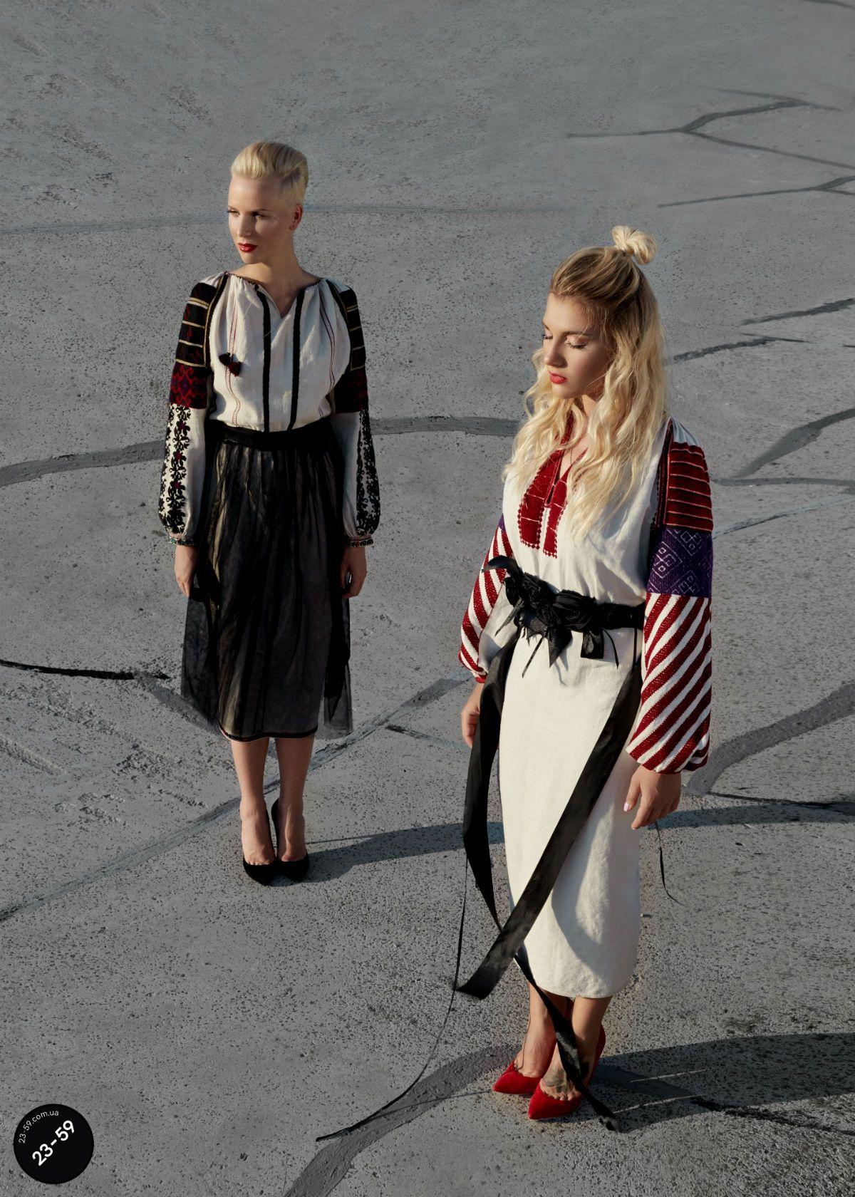 Леся Нікітюк, Марія Яремчук та інші зірки знялись у фотопроекті до Дня незалежності - фото 334555