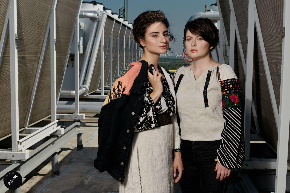 Леся Нікітюк, Марія Яремчук та інші зірки знялись у фотопроекті до Дня незалежності - фото 334553