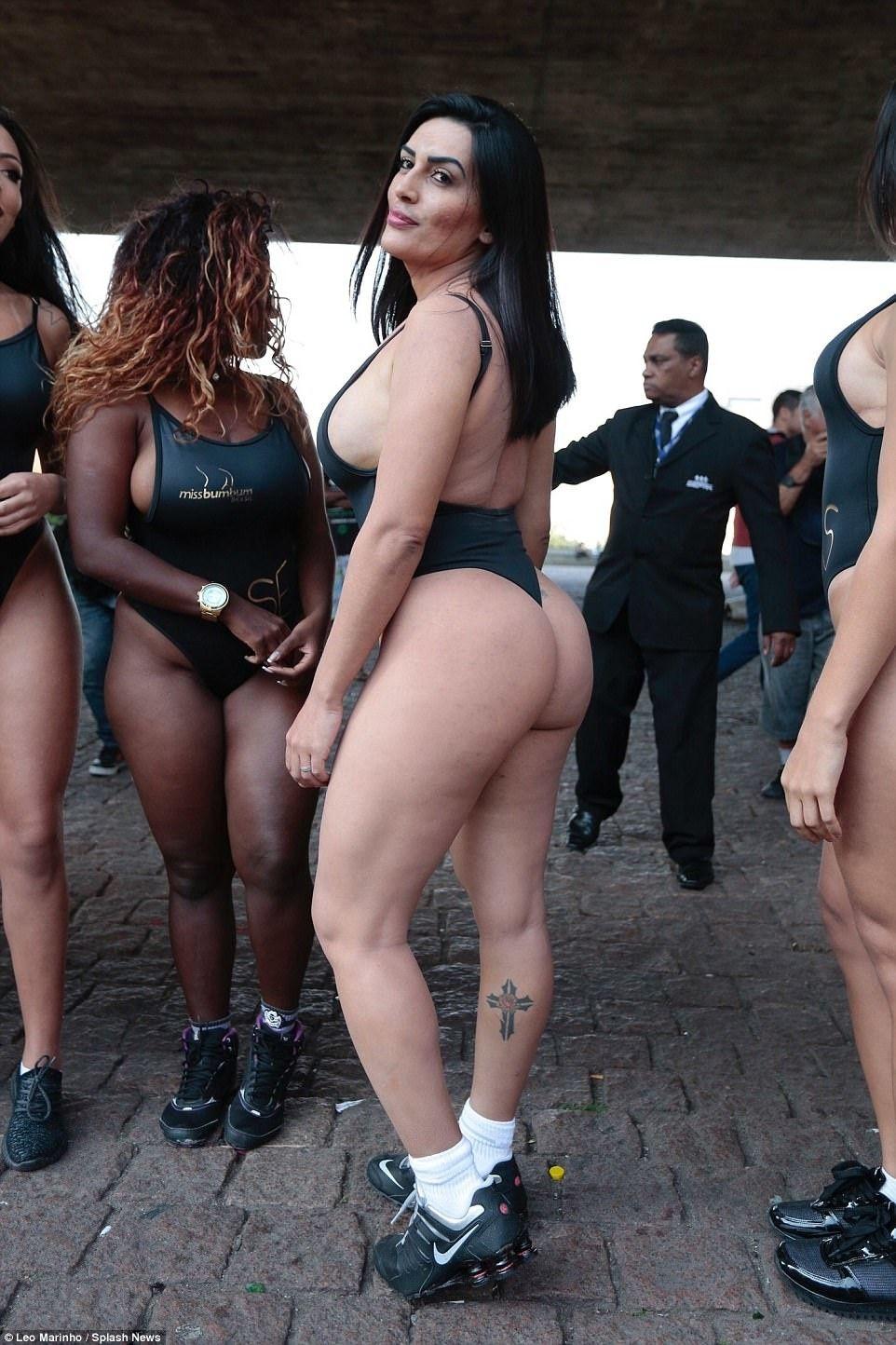 Горячие бразилбянки