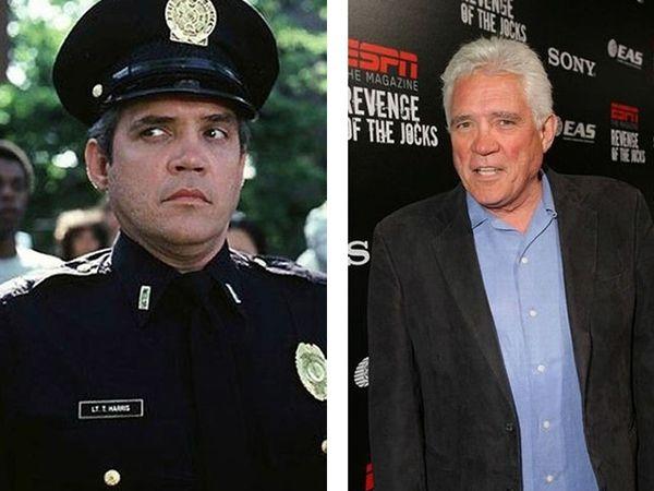 """Тоді і зараз: як змінились актори улюбленого фільму """"Поліцейська академія"""" - фото 340991"""