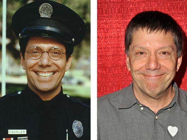 """Тоді і зараз: як змінились актори улюбленого фільму """"Поліцейська академія"""" - фото 341003"""