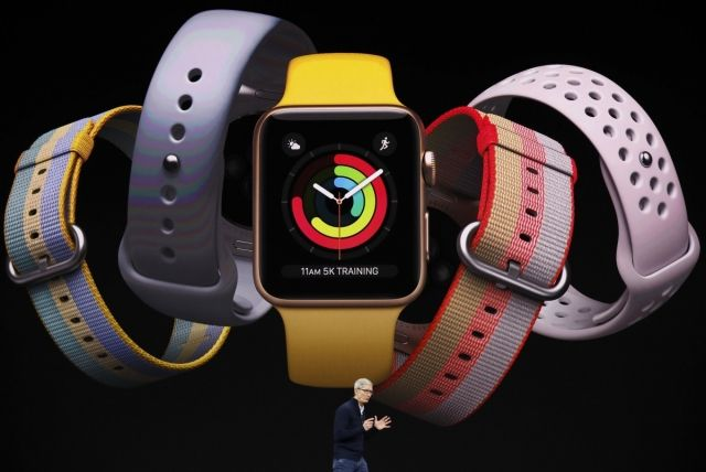 Apple Watch - фото 338311