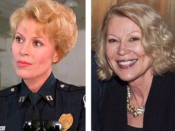 """Тоді і зараз: як змінились актори улюбленого фільму """"Поліцейська академія"""" - фото 340997"""