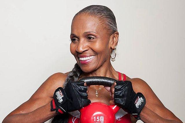Тренування – сила: найспортивніша 80-річна бабуся у світі - фото 339023