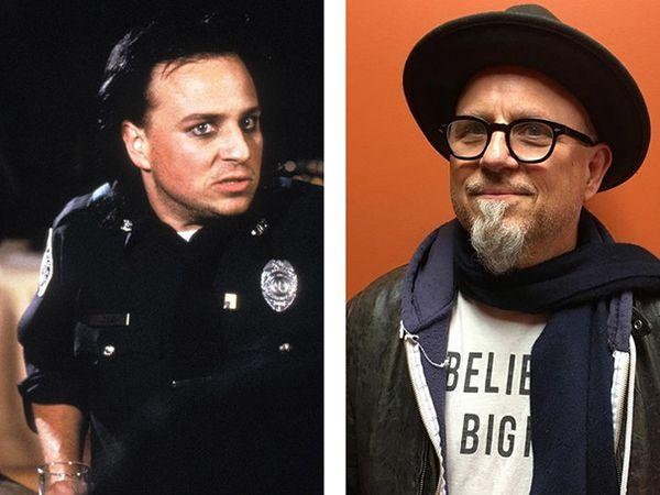 """Тоді і зараз: як змінились актори улюбленого фільму """"Поліцейська академія"""" - фото 340996"""