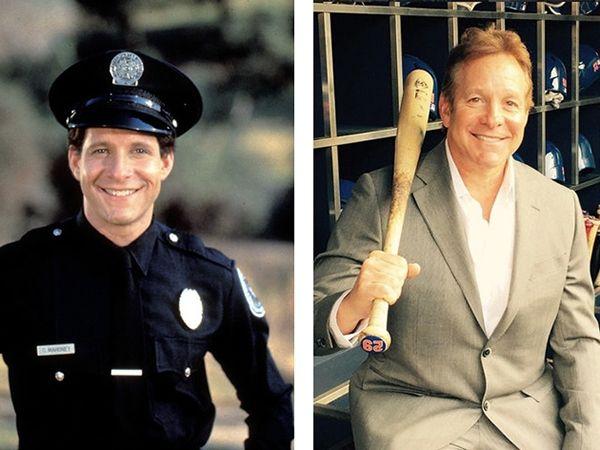"""Тоді і зараз: як змінились актори улюбленого фільму """"Поліцейська академія"""" - фото 340994"""