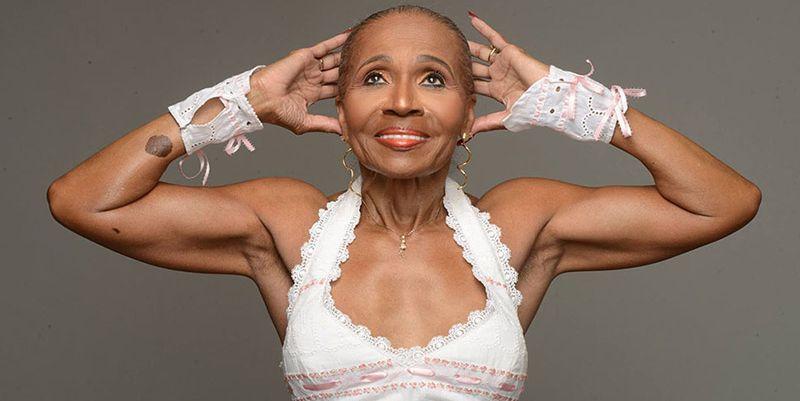 Тренування – сила: найспортивніша 80-річна бабуся у світі - фото 339035