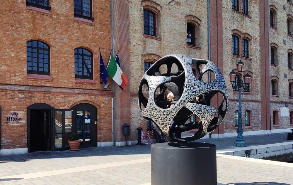 Скульптура Gianfranco Meggiato - фото 338475