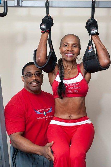 Тренування – сила: найспортивніша 80-річна бабуся у світі - фото 339028