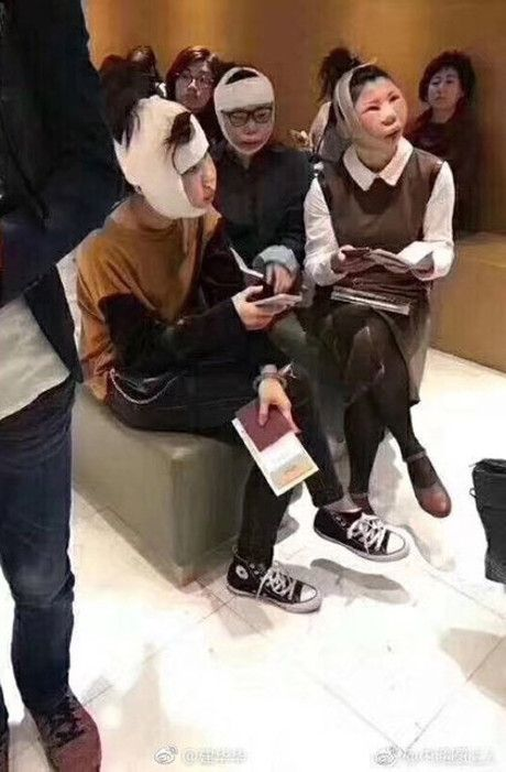 Жертвы пластических операций не смогли подтвердить свою личность в аэропорту - фото 344924