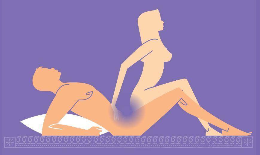 Позы для безболезненого секса