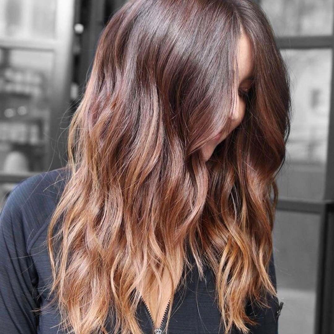 Осень 2017: самый модный цвет волос этого сезона - фото 342476