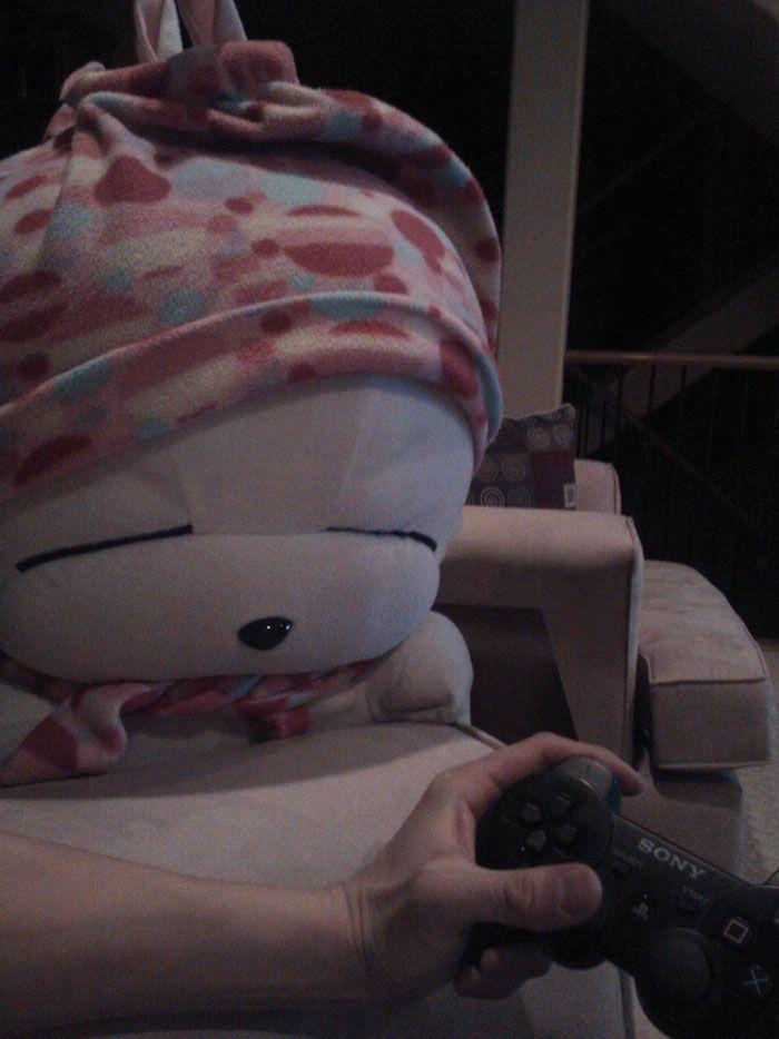 Эта игрушка стала лучшим другом одинокого мужчины и вот, как она выглядит - фото 347134