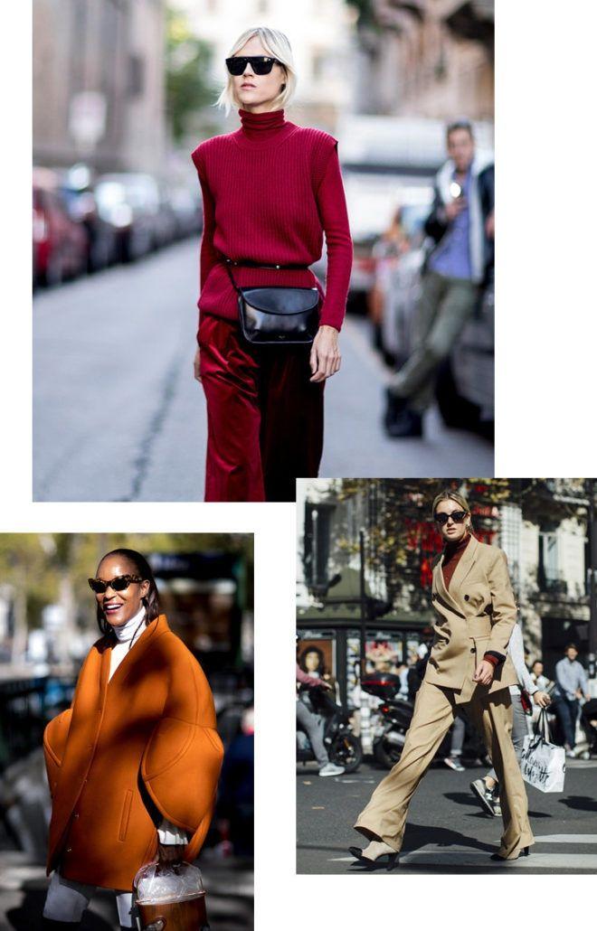 Streetstyle: як модно носити звичайну водолазку - фото 350790
