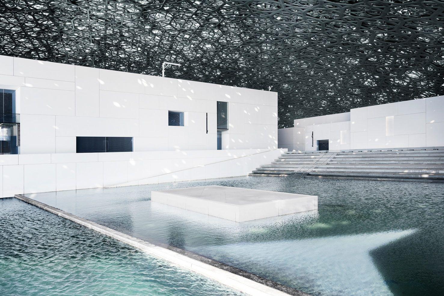 В Абу-Дабі збудували новий Лувр і він вражає своєю красою та розмірами - фото 350983
