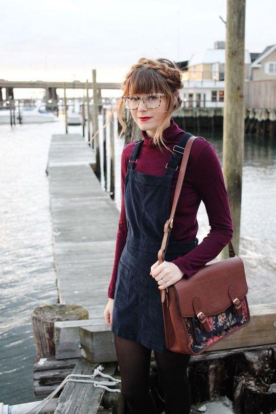 Streetstyle: як модно носити звичайну водолазку - фото 350786