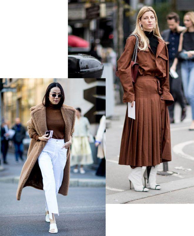 Streetstyle: як модно носити звичайну водолазку - фото 350795