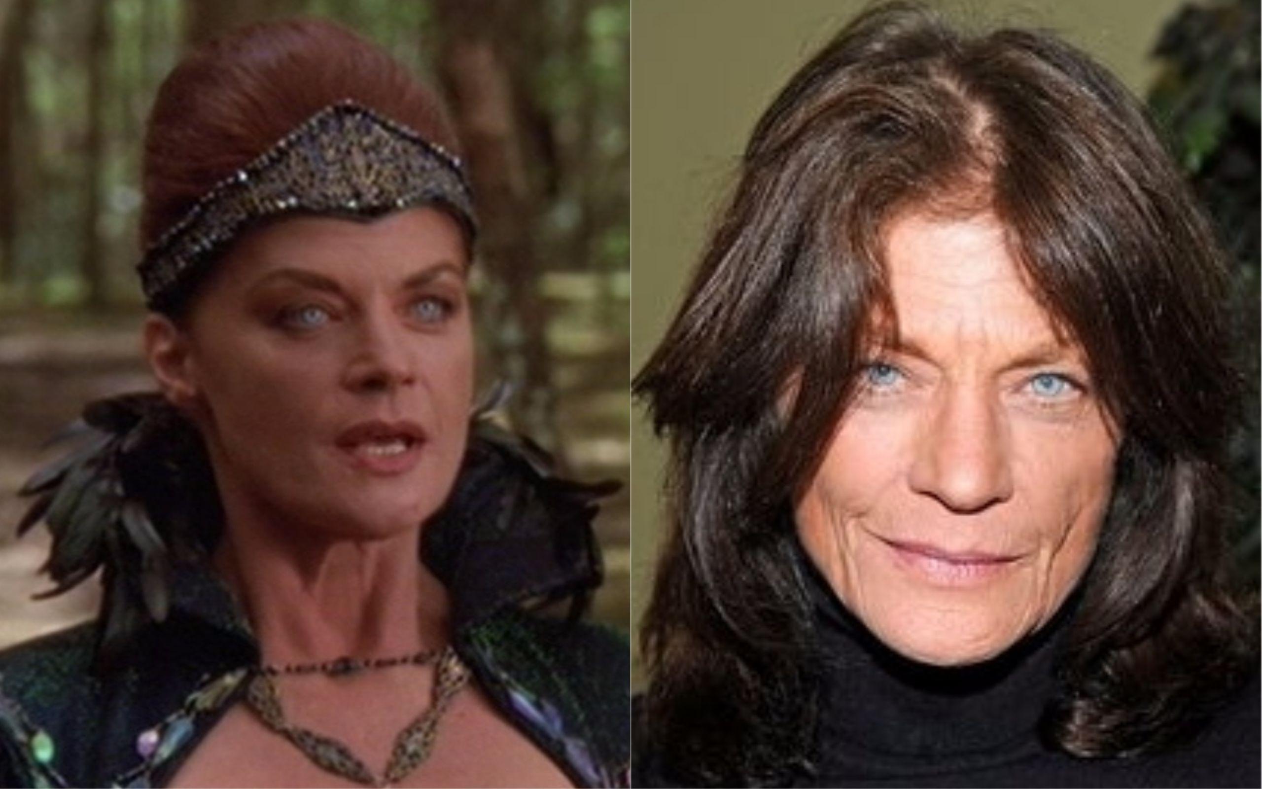Тогда и сейчас: впечатляющие изменения внешности актеров сериала 'Зена -  королева воинов' - фото 349963