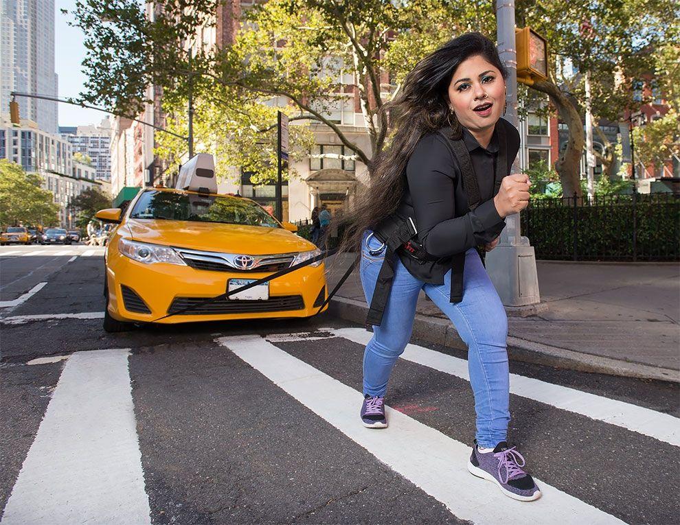Таксисты Нью-Йорка обнажили торсы и снялись для ежегодного календаря - фото 352446