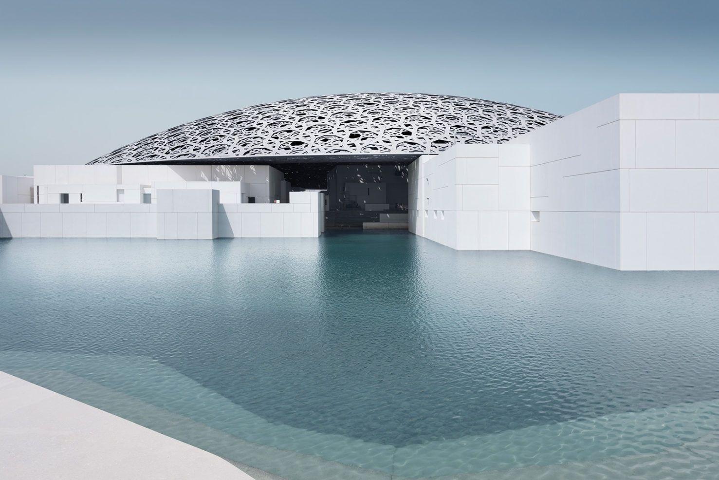 В Абу-Дабі збудували новий Лувр і він вражає своєю красою та розмірами - фото 350979