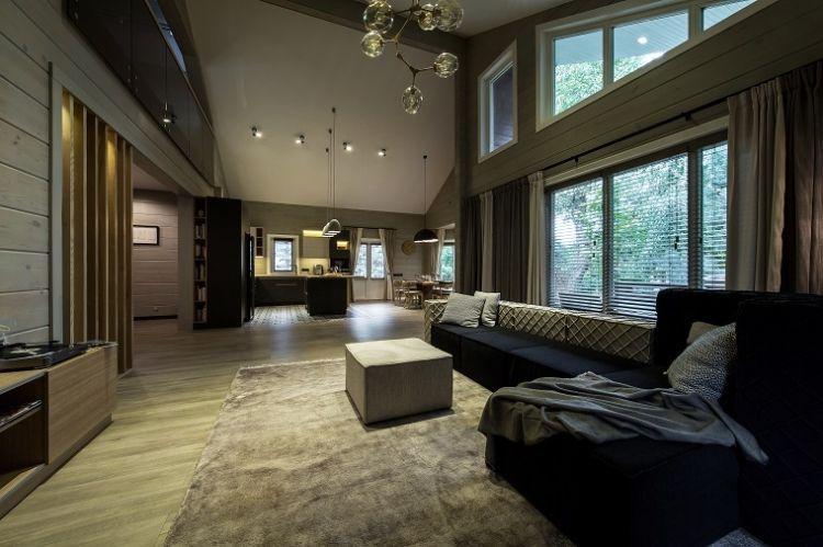 Дом мечты: в сети появились фото нового жилища Елены Кравец - фото 349304