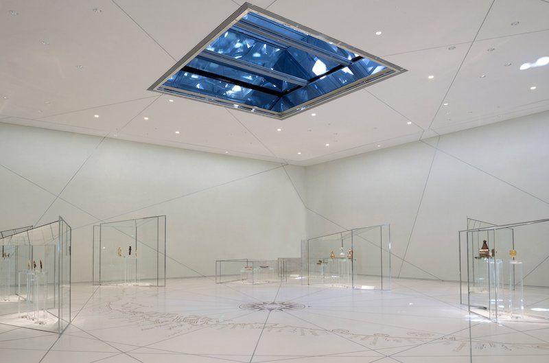 В Абу-Дабі збудували новий Лувр і він вражає своєю красою та розмірами - фото 350978