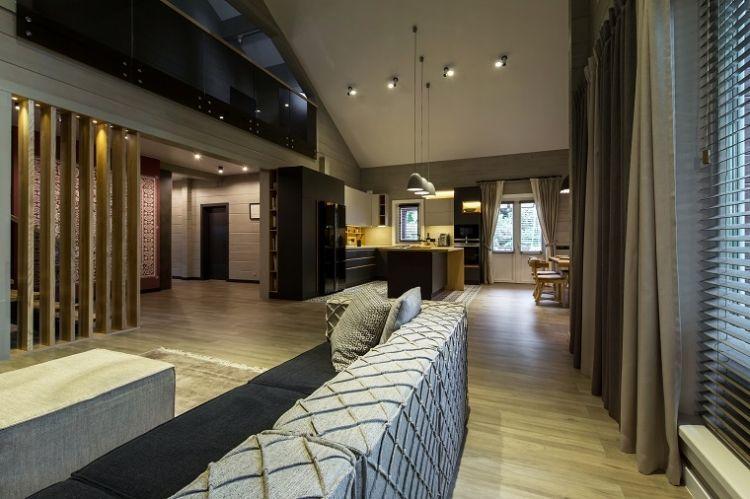 Дом мечты: в сети появились фото нового жилища Елены Кравец - фото 349297