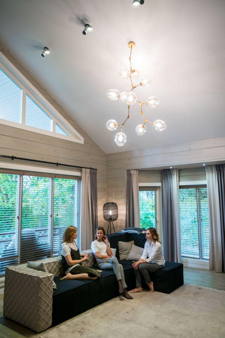 Дом мечты: в сети появились фото нового жилища Елены Кравец - фото 349299