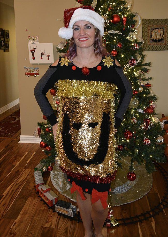 Глупые и пошлые свитера, которые сделают тебя звездой этого Рождества - фото 355181
