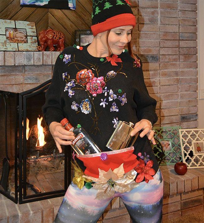 Глупые и пошлые свитера, которые сделают тебя звездой этого Рождества - фото 355178
