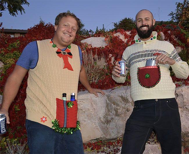 Глупые и пошлые свитера, которые сделают тебя звездой этого Рождества - фото 355167