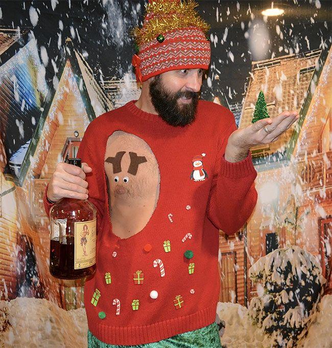 Глупые и пошлые свитера, которые сделают тебя звездой этого Рождества - фото 355179