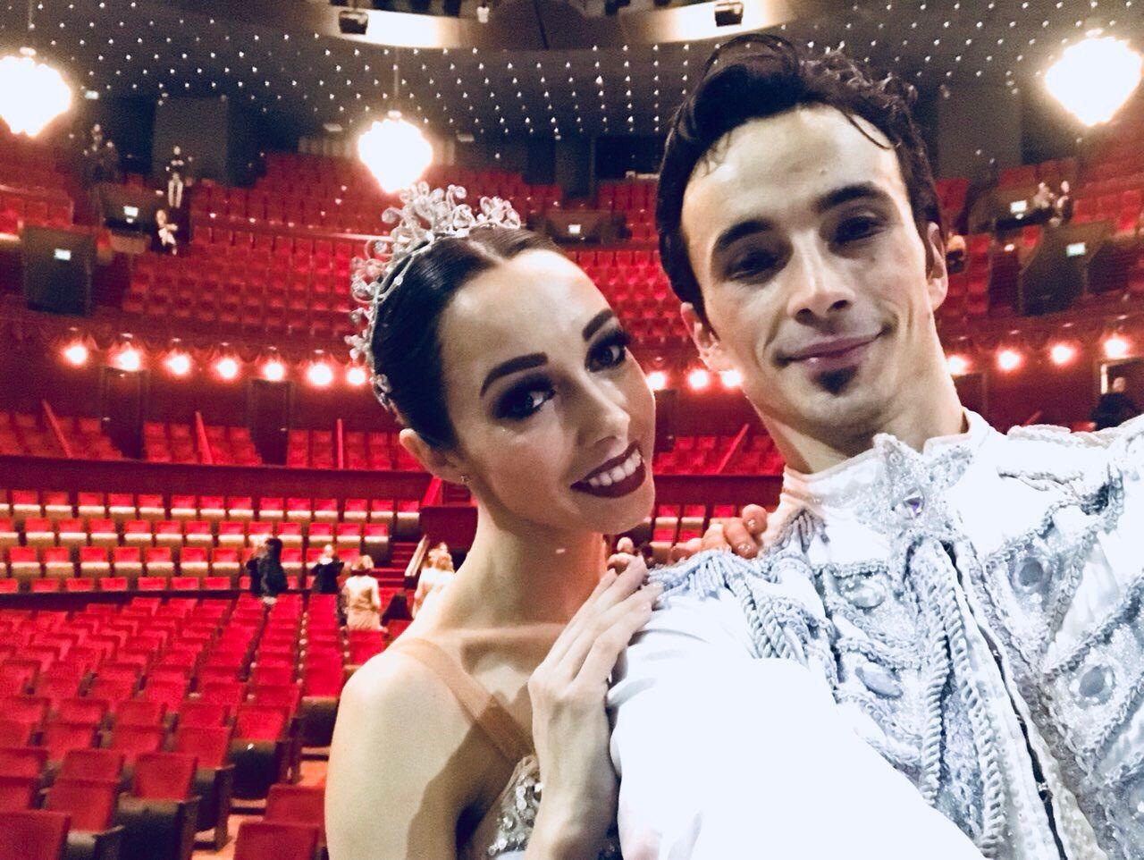 Екатерина Кухар и Александр Стоянов насладились поездкой в Амстердам - фото 357818