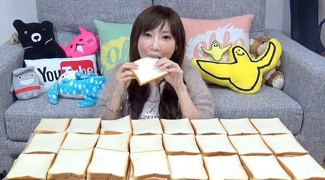 Суперспособности: девушка из Японии ест за десятерых и это все в ней помещается - фото 359483