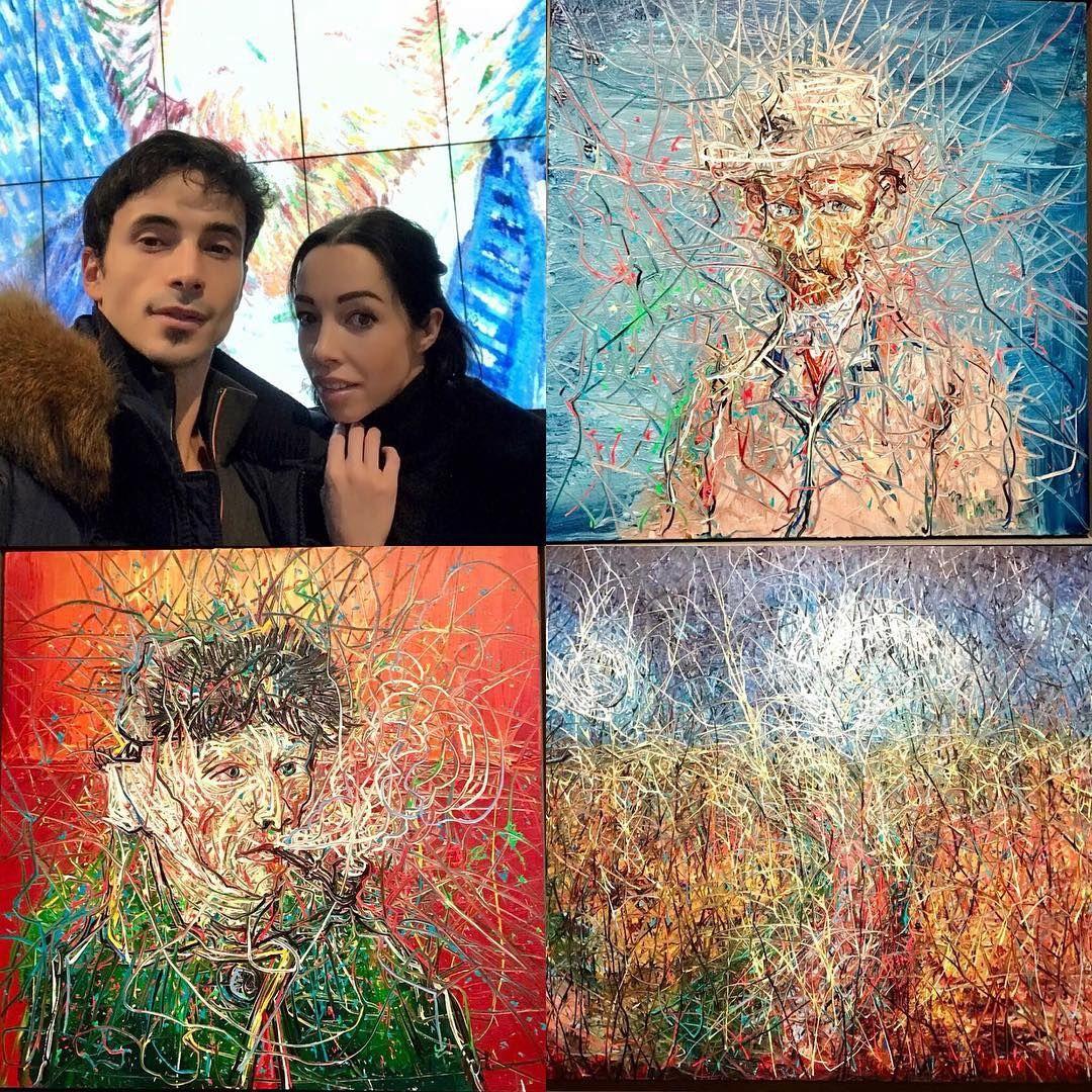Екатерина Кухар и Александр Стоянов насладились поездкой в Амстердам - фото 357819