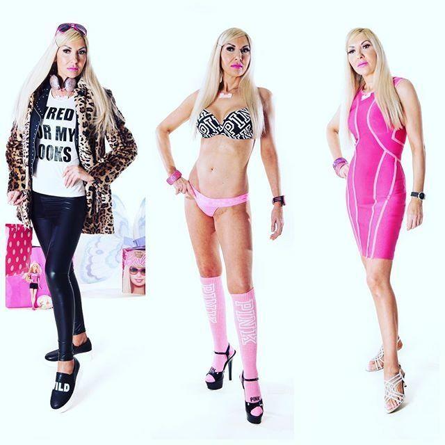 45-летняя Барби: женщина потратила все деньги, чтобы стать живой куклой - фото 365825