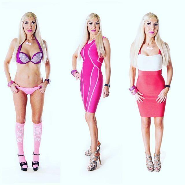 45-летняя Барби: женщина потратила все деньги, чтобы стать живой куклой - фото 365822