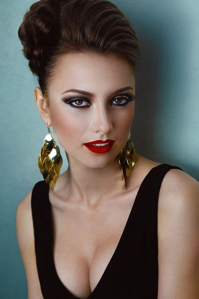 Изысканные идеи макияжа на Рождество, которые ты захочешь повторить - фото 361043