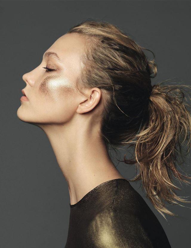 Изысканные идеи макияжа на Рождество, которые ты захочешь повторить - фото 361035