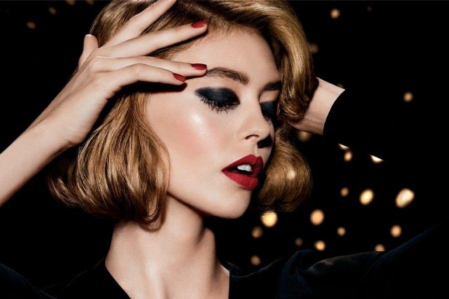 Изысканные идеи макияжа на Рождество, которые ты захочешь повторить - фото 361042